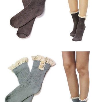 Ankle Boot Socks