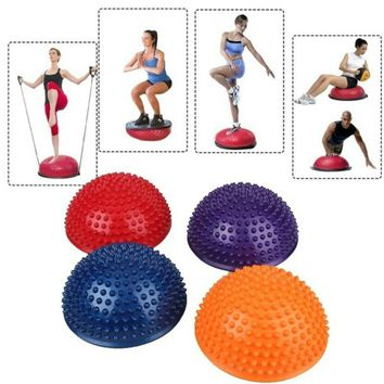 1PC Yoga Ball Physical Fitness Appliance Exercise (Size: 1)