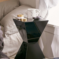 Abigail Glass Side Table - Urban Outfitters
