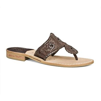 Willow Sandal in Espresso by Jack Rogers