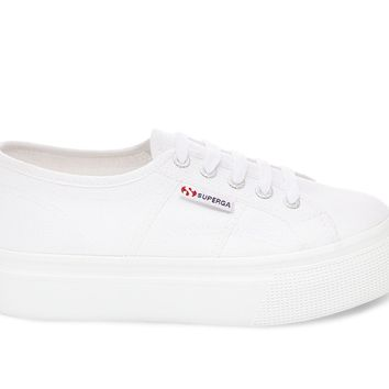 Superga - 2790 Acotw White Sneakers