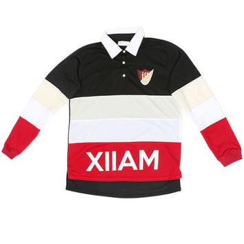 The 12AM RUN Rugby Jersey in Multi