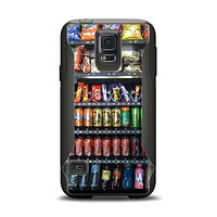 The Vending Machine Samsung Galaxy S5 Otterbox Commuter Case Skin Set