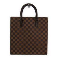 Louis Vuitton Damier Venis N51145 Women's Tote Bag Ebene BF318492