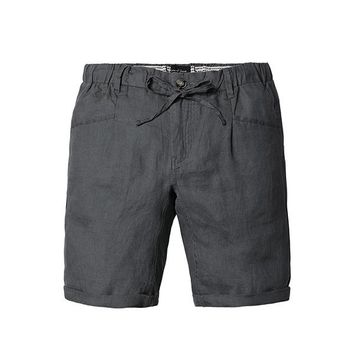 Casual Linen Shorts for Men