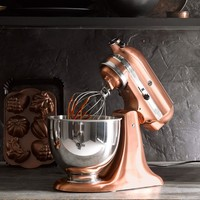 KitchenAid® Metallic Series 5-Qt. Stand Mixer