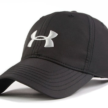 perfect under armour women men sport baseball cap hat sunhat sizes youth caps