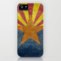 The State flag of Arizona, the 48th state! iPhone & iPod Case by LonestarDesigns2020 - Flags Designs +