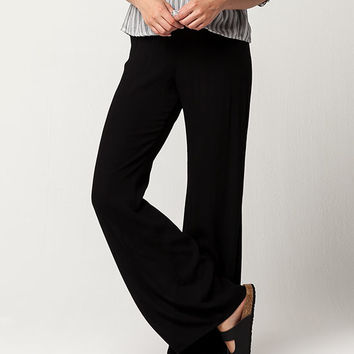 SKY AND SPARROW Solid Womens Beach Pants | Pants + Joggers