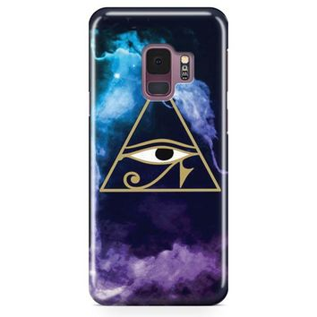 The Eye Of Horus Samsung Galaxy S9 Case | Casefantasy