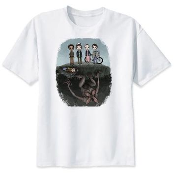 "Stranger Things ""Mirrored Vision"" T-Shirt"