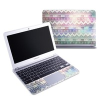 Bohemian Design Protective Decal Skin Sticker (High Gloss Coating) for Samsung Chromebook 11.6 inch XE303C12 Notebook
