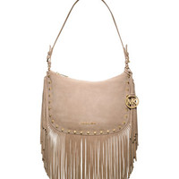 MICHAEL Michael Kors Medium Billy Fringe Shoulder Bag