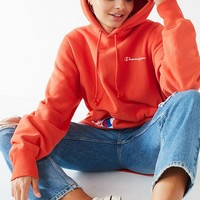 Champion & UO Novelty Graphic Hoodie Sweatshirt | Urban Outfitters