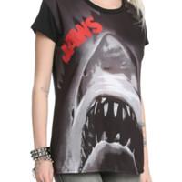 Jaws Sublimation Girls Top