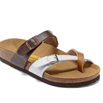 Birkenstock Toe fight color slippers Size 35-45