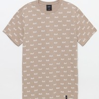 HUF Domestic All Over Print T-Shirt at PacSun.com