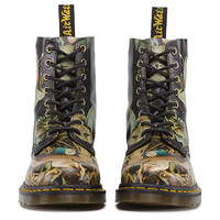 DR MARTENS HELL PRINTED PASCAL