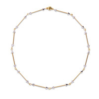 THE BARBELL CONE CHOKER
