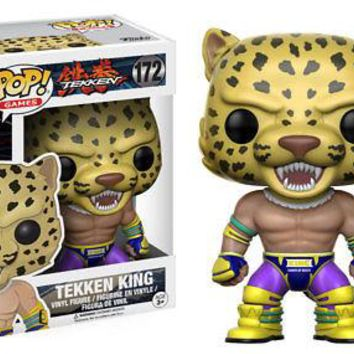 Funko POP Games: Tekken - Tekken King