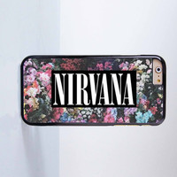 NIRVANA Plastic Case Cover for Apple iPhone 6 6 Plus 4 4s 5 5s 5c