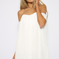 Appleby Dress - White