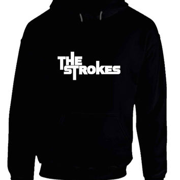 The Strokes Title Classic Hoodie