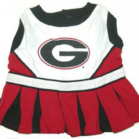 Georgia Bulldogs Cheer Leading MD