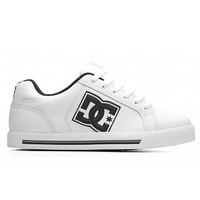 DC Shoes - Stock White Sneakers