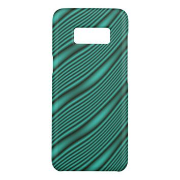 Teal Waves Case-Mate Samsung Galaxy S8 Case