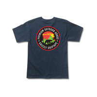 Outdoor Goods Tee in Navy