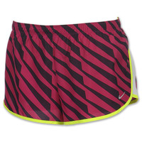 "Nike Printed 2"" Road Race Women's Running Shorts"