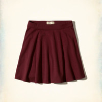 Girls Knit Skater Skirt | Girls New Arrivals | HollisterCo.com