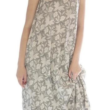 Magnolia Pearl Dress 590 Cotton Jersey Ari Retro Fit Tank Dress~ Kari
