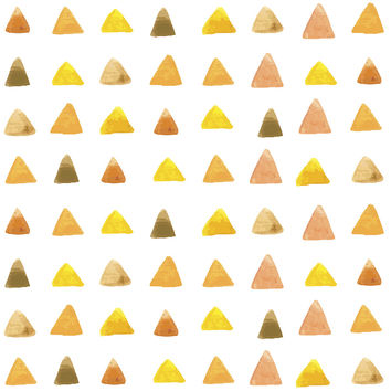 Candy Corn Removable Wallpaper