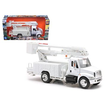 International 4200 Line Maintenance Truck 1:43 Model by New Ray