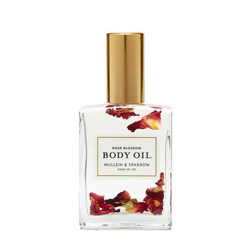 Rose Blossom Body Oil