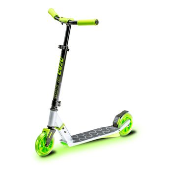 Yvolution™ Neon Flash Kids' Scooter - Green