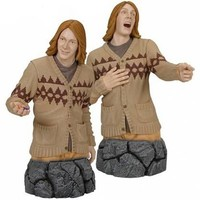 Harry Potter Fred and George Weasley Mini Busts Two-Pack