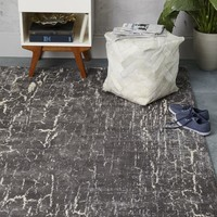 Crackle Printed Rug