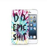 Do EPIC Iphone 6 case, Iphone 6 Case Plastic Hard White Cover Skin Case (4.7'' Screen)-Quindyshop