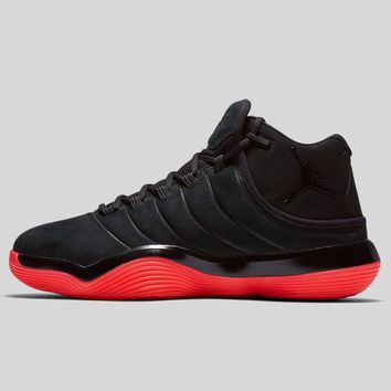 AUGUAU Nike Jordan Super.fly 2017 PF Black Infrared 23