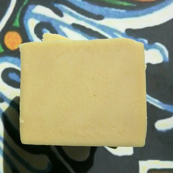 Rose Hydrosol and Raw Honey Solid Shampoo Bar ~ Rosewater Shampoo ~ Cold Process Soap ~ Gentle Shampoo ~ Palm and Coconut Free