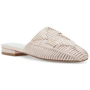 1. STATE Syre Woven Leather Mules | Dillards