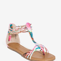 Dino-49 All Mixed Up Sandal