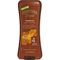 Tanning Lotion Sunscreen