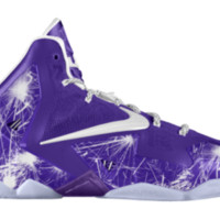 Nike LeBron 11 iD Custom Basketball Shoes - Purple