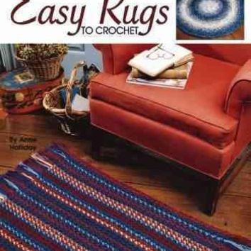 Easy Rugs to Crochet