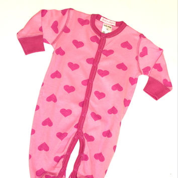 Pink Hearts Sleeper