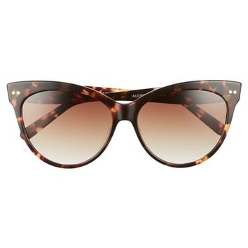 Chelsea28 Audrey 60mm Cat Eye Sunglasses | Nordstrom